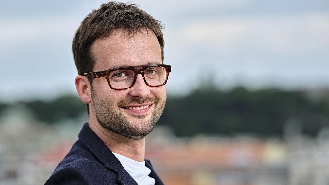 Michal Čarný: Mám rád knihy, které jsou nabité překonáváním překážek.