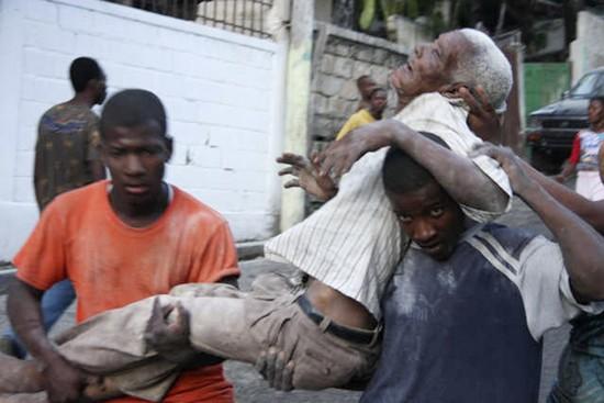 Haiti, zemětřesení