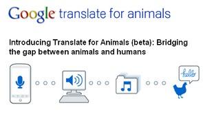 Apríl Google