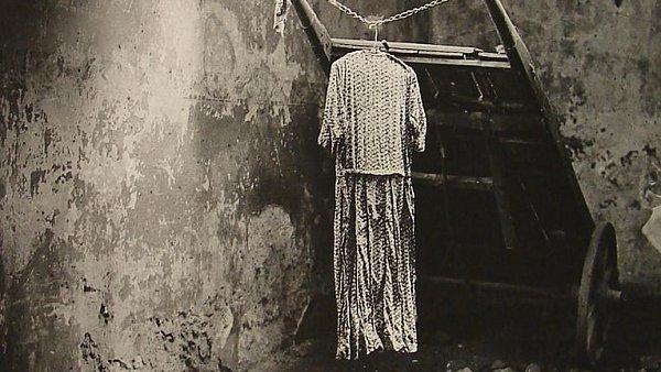 Snímek Ve dvoře připomíná Hákovu ženu, která zemřela v koncentračním táboře