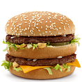 Big Mac v �esku i euroz�n� koup�me levn�ji ne� loni, ukazuje the Big Mac index.