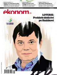 Týdeník Ekonom - č. 25/2012