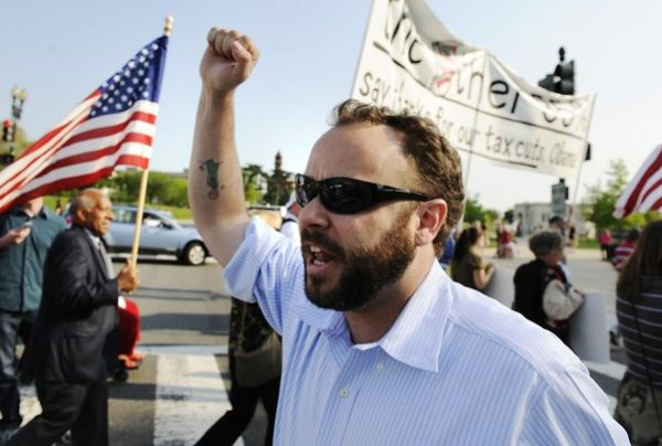 Protesty v USA / Reuters