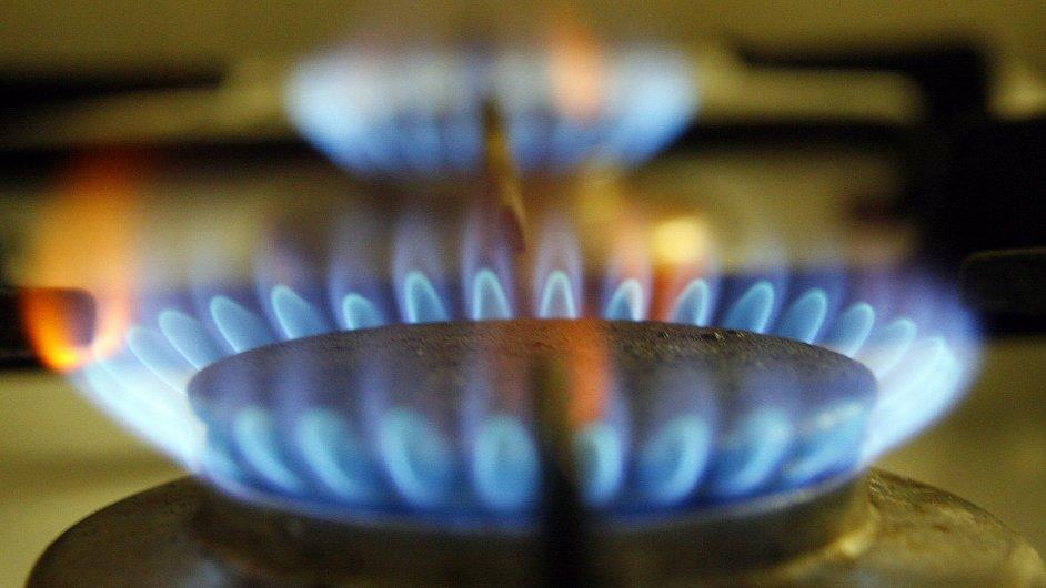 Plyn, ilustrační foto
