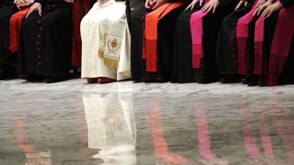 Vatikán - ilustrační foto