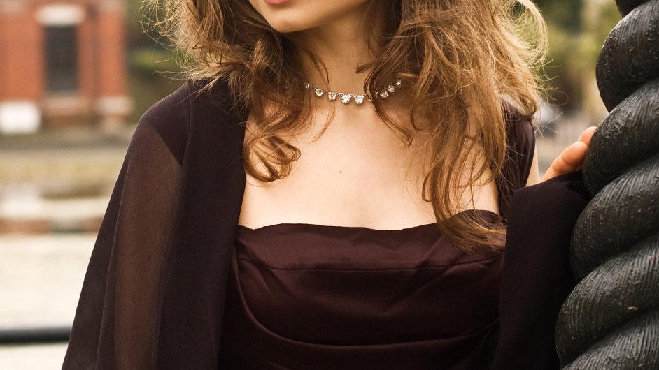 Evelina Puzaite si dodnes vzpomíná na klavírní soutěž v Ústí nad Labem.