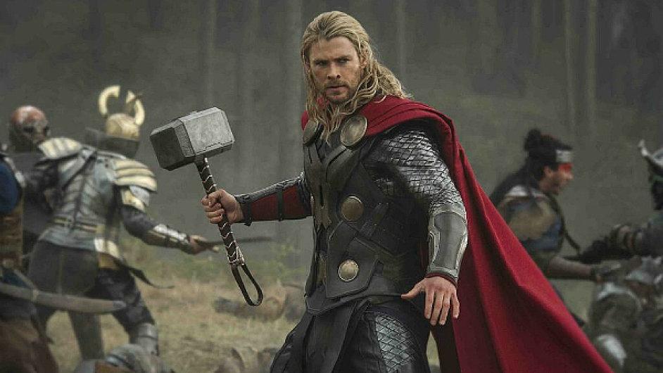 Thor: Temný svět, Chris Hemsworth