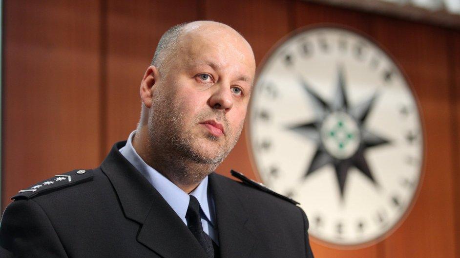 Petr Lessy, bývalý policejní prezident