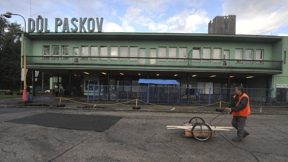 Aktuální nabídka majitelů OKD bytů na odprodej pochází z amsterodamského zasedání, na kterém se rozhodlo i o uzavření Dolu Paskov. (Na snímku)