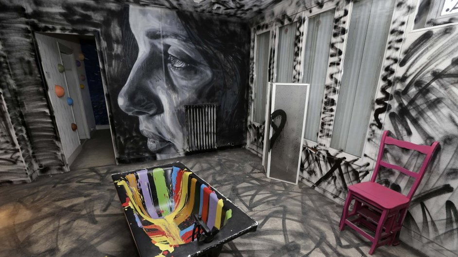 Street Art, Paříž