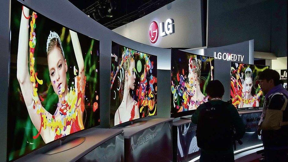 LG Electronics je druhým největším výrobcem televizorů na světě.