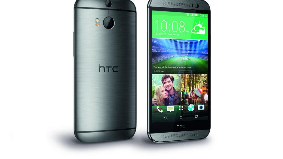 Od nového modelu HTC One M8 si tchajwanská firma slibovala návrat k zisku.