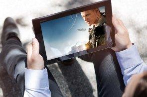 Sony Xperia Z2 Tablet je lehčí a tenčí než iPad Air, vzít si ho můžete i do sprchy