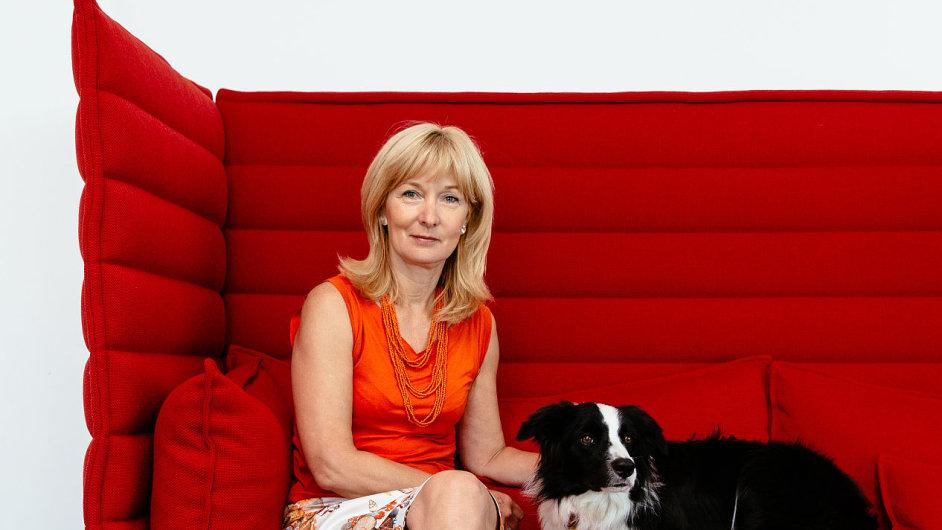 Jarmila Baudišová, předsedkyně správní rady Nadačního fondu Avast
