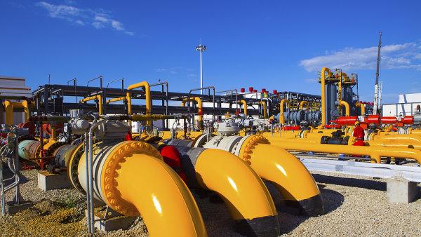 Gazprom disponuje největšími zásobami zemního plynu na světě - Ilustrační foto.