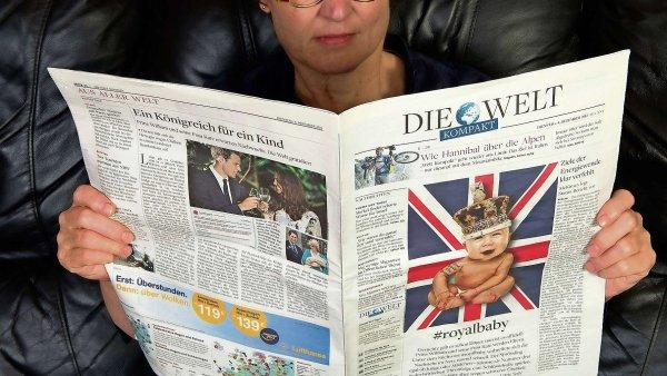 Die Welt a první vyhraná bitva