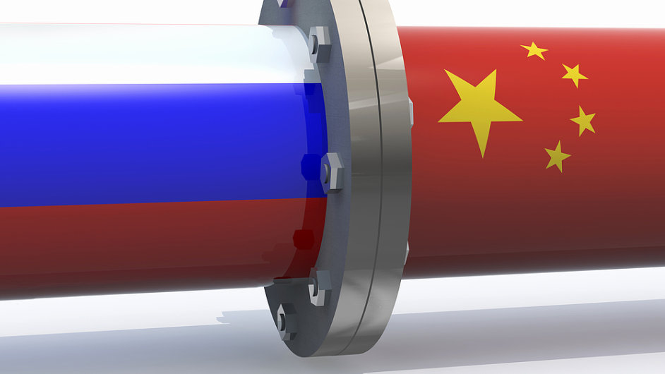 Rusko staví do Číny nový plynovod. Následně jím bude dodávat plyn za stovky miliard dolarů. (Ilustrační foto)