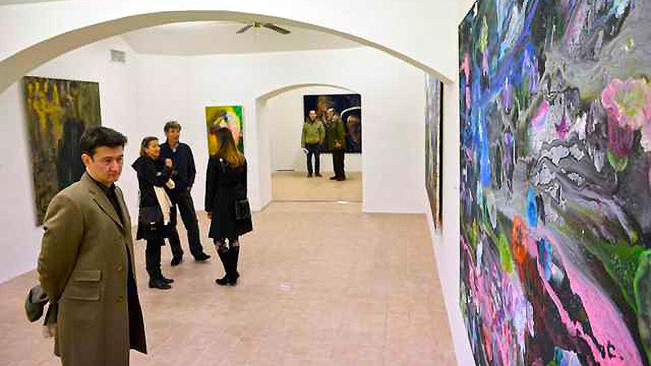 V pražské Balbínově ulici zahájila provoz Nová galerie.