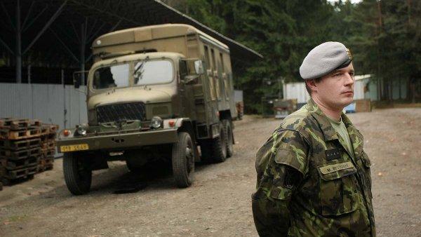Voják - ilustrační foto