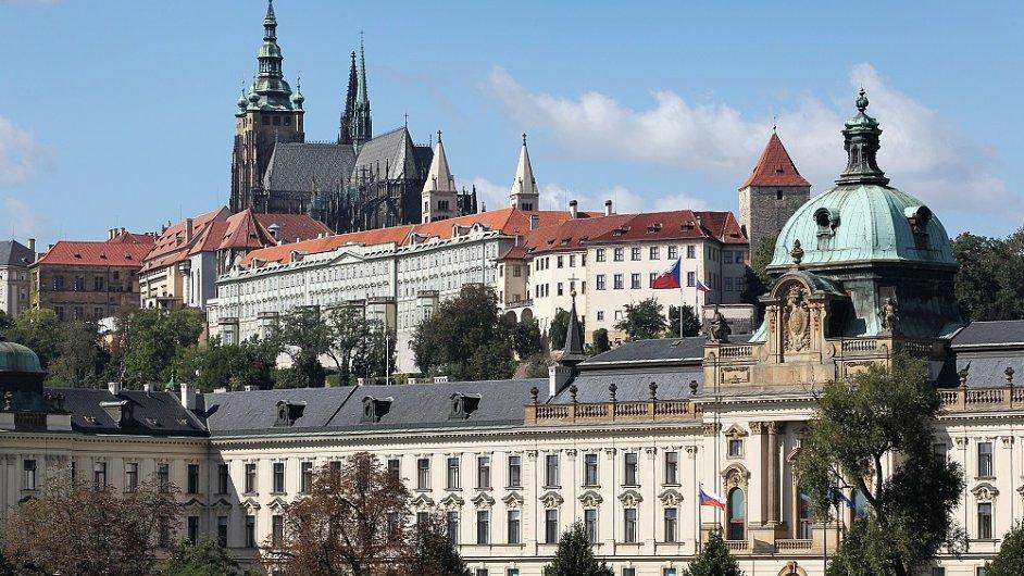Pražský hrad – Ilustrační foto.