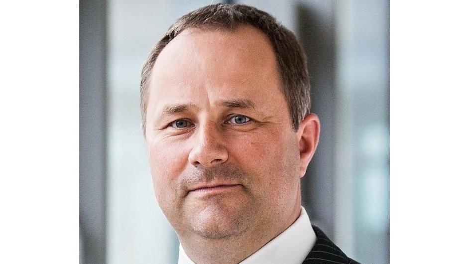 Tomáš Salomon, ředitel retailového bankovnictví České spořitelny