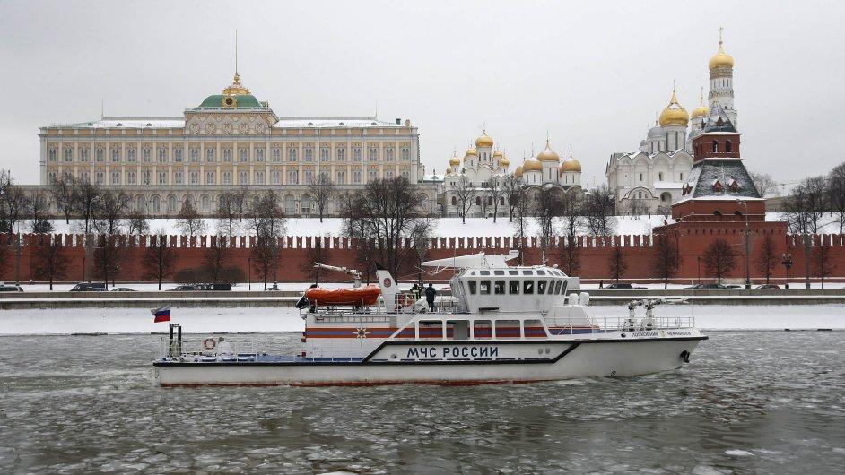 Moskva, ilustrační foto.