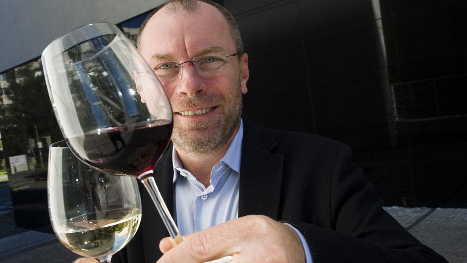 Nový šéf Svazu vinařů Tibor Nyitray