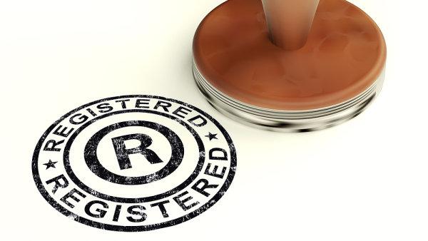 Registrační ochranná známka (ilustrační foto)