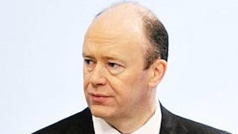 John Cryan, výkonný ředitel Deutsche Bank