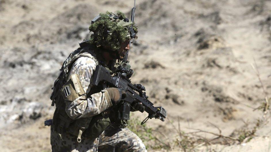 Experti z Atlantic Council dlouhodobě tvrdí, že NATO má na ruská masivní cvičení odpovídat podobně a ukazovat, že se nenechá zastrašit - Ilustrační foto.