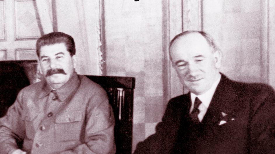 Jaroslav Šedivý: Osudné spojenectví - Praha a Moskva 1920 - 1948