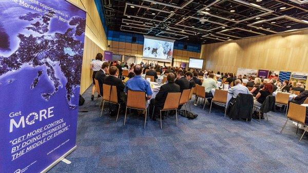 Konference Invest MORE má za úkol přilákat zahraniční investory.