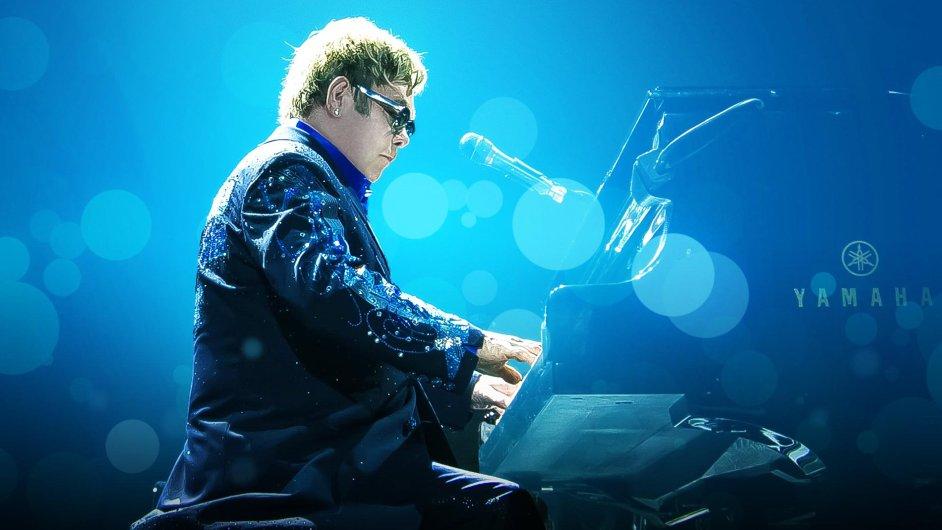 Elton John s doprovonou kapelou představí největší hity své kariéry.