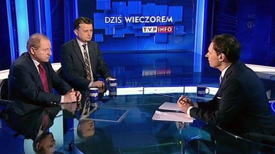 Polská televize TVP (ilustrační foto)