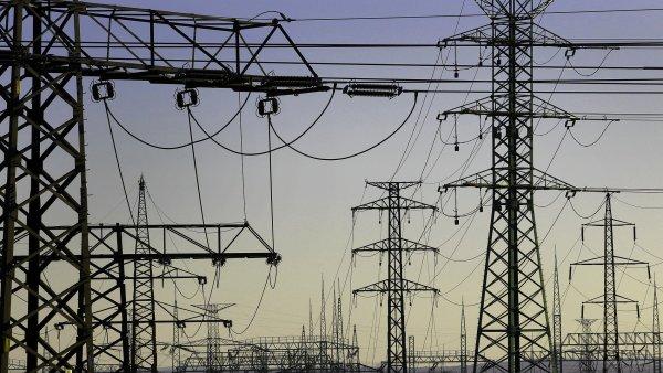 Produkce elekt�iny v ��n� klesla po t�m�� 50 letech - Ilustra�n� foto.
