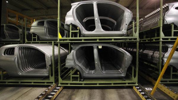 Automobilky v �esku loni vyrobily rekordn�ch 1,3 milionu voz�. Nejrychleji rostla kol�nsk� TPCA.