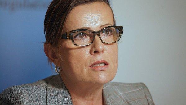 Alena Vitásková, šéfka Energetického regulačního úřadu