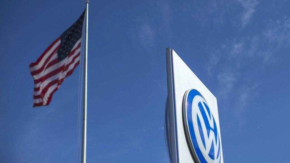 Volkswagen - Ilustrační foto.