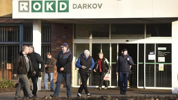 Odboráři žádají vládu, aby začala intenzivně řešit situaci v OKD - Ilustrační foto.