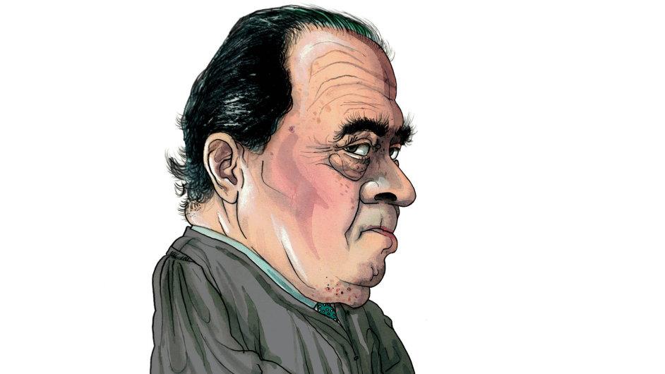 Antonin Scalia.