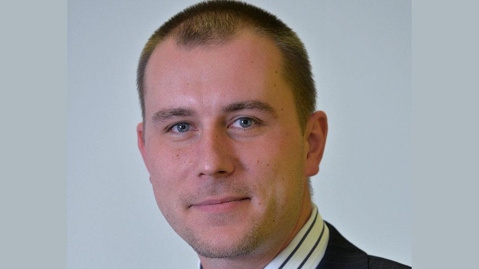 Martin Kršňák, Business Development Director společnosti Asseco Solutions