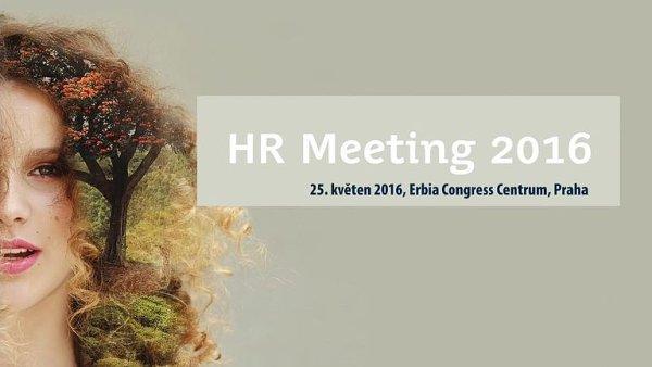 HR Meeting 2016: Motivace zaměstnanců snadno a téměř zadarmo