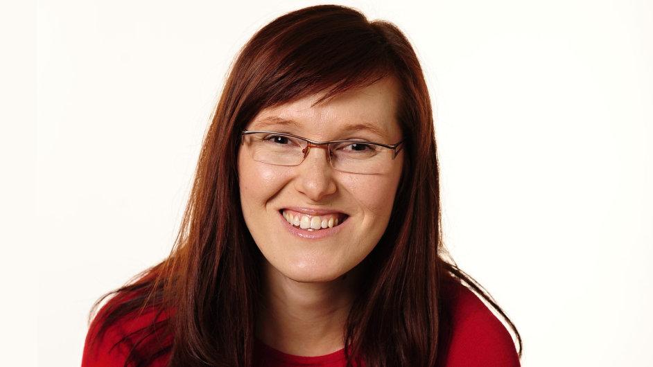 Kateřina Pospíšilová, ředitelka odpovědná za oblast strategie, inovace, regulaci a soutěžní právo společnosti O2
