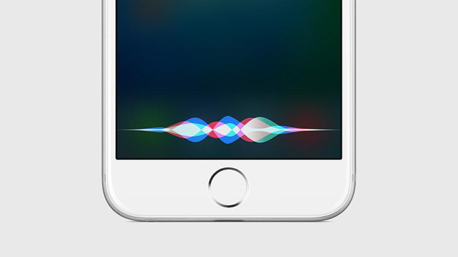 Siri na iPhonu
