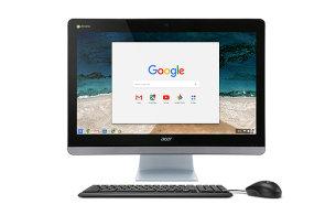 Test: Chromebase 24 je levný počítač schovaný v monitoru, místo najde i ve firmách