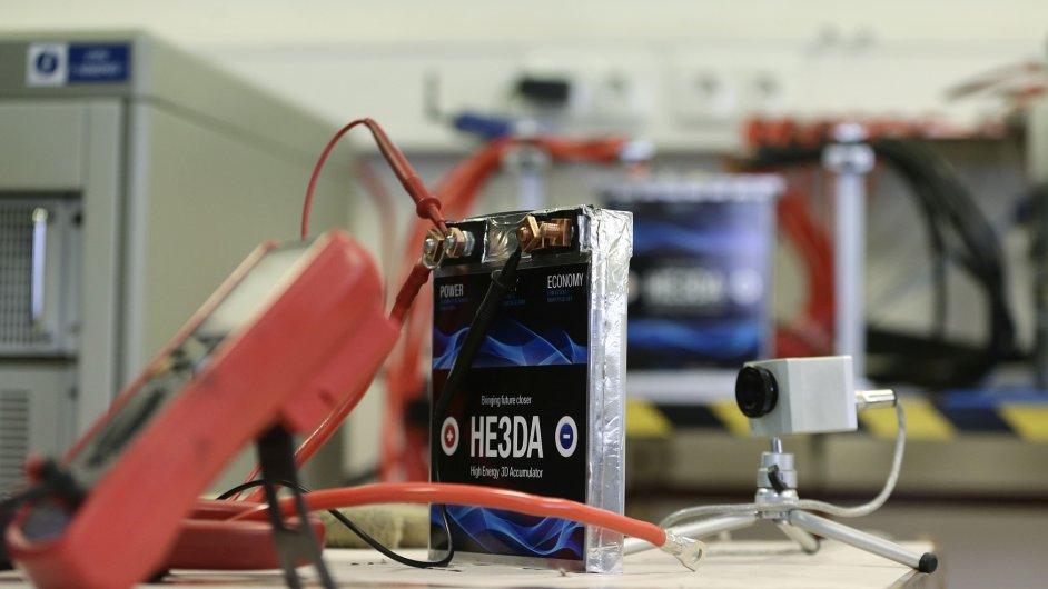 Číňané nakonec nebudou hlavními investory vývoje české baterie.