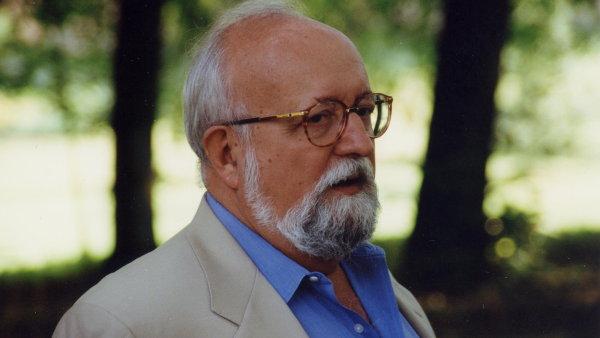 Na koncert Krzysztofa Pendereckého zbývá jen několik desítek vstupenek.