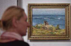 Výstava v Jihlavě připomíná umělce Blažíčka. Maloval i na cestách, byl děkanem fakulty architektury ČVUT