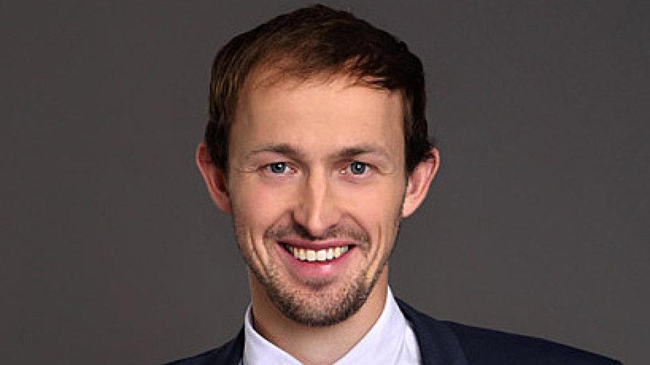 Tomáš Pícha, Land Acquistion Specialist Industrial & Logistics společnosti CBRE