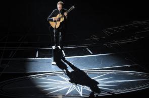 Ceny Oscar v obrazech: Zmatené vyhlášení nejlepšího filmu, děkovačky a Stingova píseň o popraveném novináři